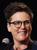 Stand-Up Comedian Hannah Gadsby