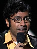Stand-Up Comedian Hari Kondabolu