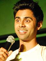 Stand-Up Comedian Hasan Minhaj