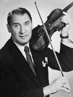 Stand-Up Comedian Henny Youngman