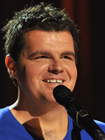 Stand-Up Comedian Ian Bagg