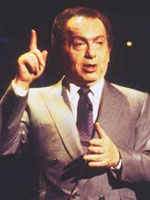 Stand-Up Comedian Jackie Mason