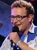 Stand-Up Comedian James Adomian