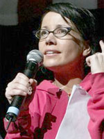 Stand-Up Comedian Janeane Garofalo