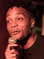 Stand-Up Comedian Jermaine Fowler