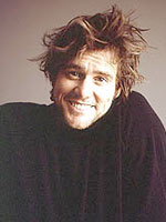 Stand-Up Comedian Jim Carrey