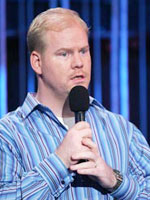 Stand-Up Comedian Jim Gaffigan