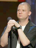 Stand-Up Comedian Jim Norton
