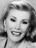 Stand-Up Comedian Joan Rivers
