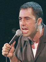 Stand-Up Comedian Joe Rogan