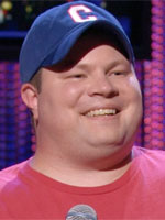 Stand-Up Comedian John Caparulo