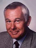Stand-Up Comedian Johnny Carson