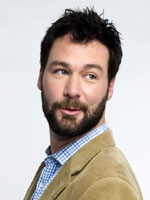 Stand-Up Comedian Jon Dore