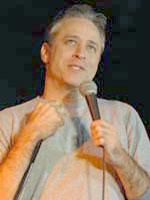 Stand-Up Comedian Jon Stewart