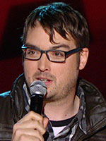 Stand-Up Comedian Jonah Ray