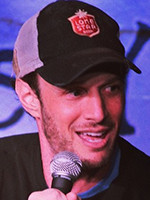 Stand-Up Comedian Josh Wolf