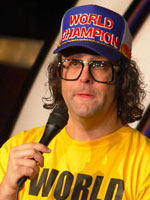 Stand-Up Comedian Judah Friedlander