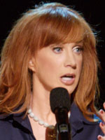 Stand-Up Comedian Kathy Griffin
