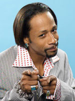 Stand-Up Comedian Katt Williams