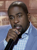 Stand-Up Comedian Keith Robinson