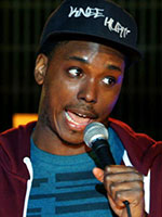 Stand-Up Comedian Kevin Barnett
