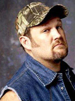Stand-Up Comedian Larry the Cable Guy