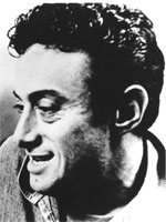 Stand-Up Comedian Lenny Bruce