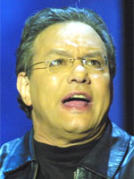 Stand-Up Comedian Lewis Black
