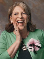 Stand-Up Comedian Lisa Lampanelli