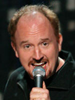 Stand-Up Comedian Louis C.K.