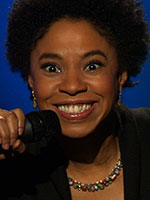 Stand-Up Comedian Marina Franklin