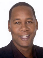 Stand-Up Comedian Mark Curry