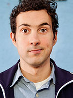 Stand-Up Comedian Mark Normand