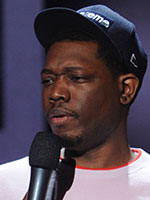 Stand-Up Comedian Michael Che