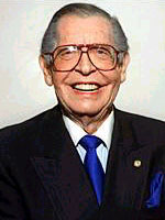 Stand-Up Comedian Milton Berle