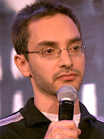 Stand-Up Comedian Myq Kaplan