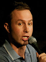 Stand-Up Comedian Nate Fridson