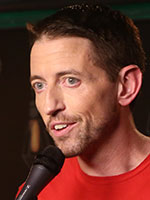 Stand-Up Comedian Neal Brennan