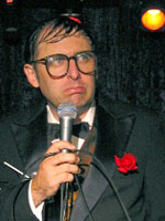 Stand-Up Comedian Neil Hamburger