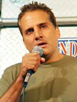 Stand-Up Comedian Nick Di Paolo