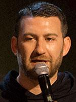 Stand-Up Comedian Noah Gardenswartz