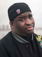 Stand-Up Comedian Patrice O'Neal