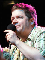 Stand-Up Comedian Patton Oswalt