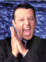 Stand-Up Comedian Paul Rodriguez