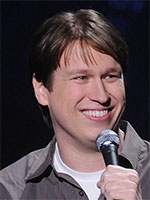 Stand-Up Comedian Pete Holmes