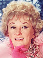 Stand-Up Comedian Phyllis Diller