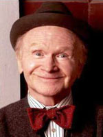 Stand-Up Comedian Red Buttons