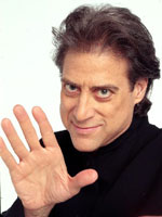 Stand-Up Comedian Richard Lewis