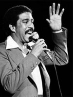 Stand-Up Comedian Richard Pryor