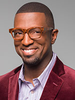 Stand-Up Comedian Rickey Smiley